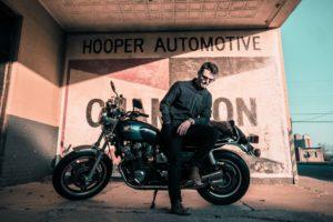 バイク ファッション